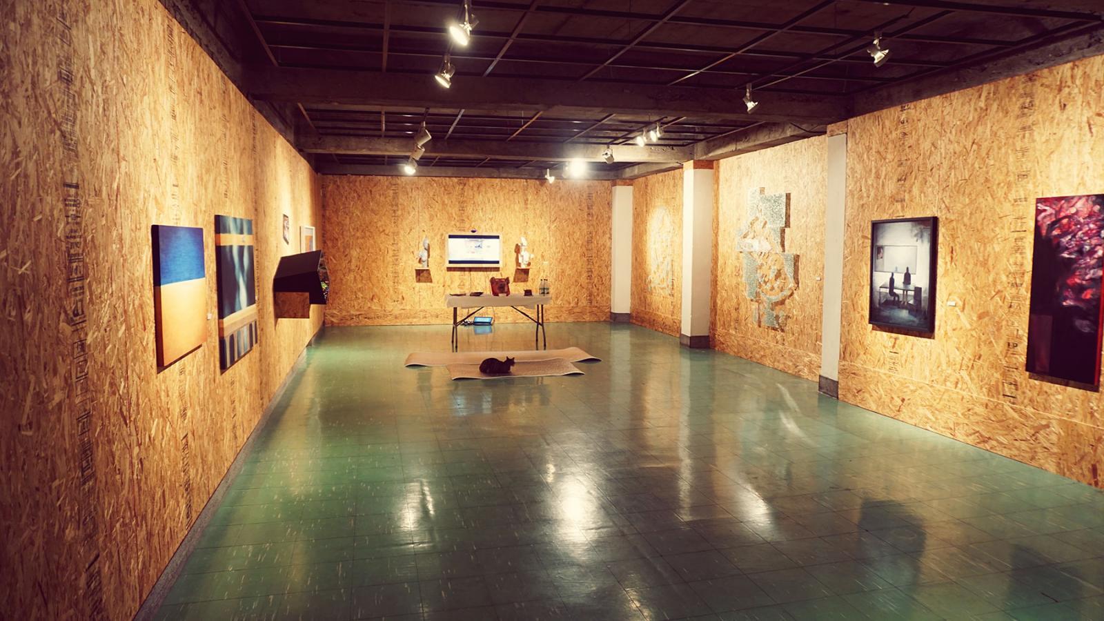 Ausstellungsraum D.A. Aura