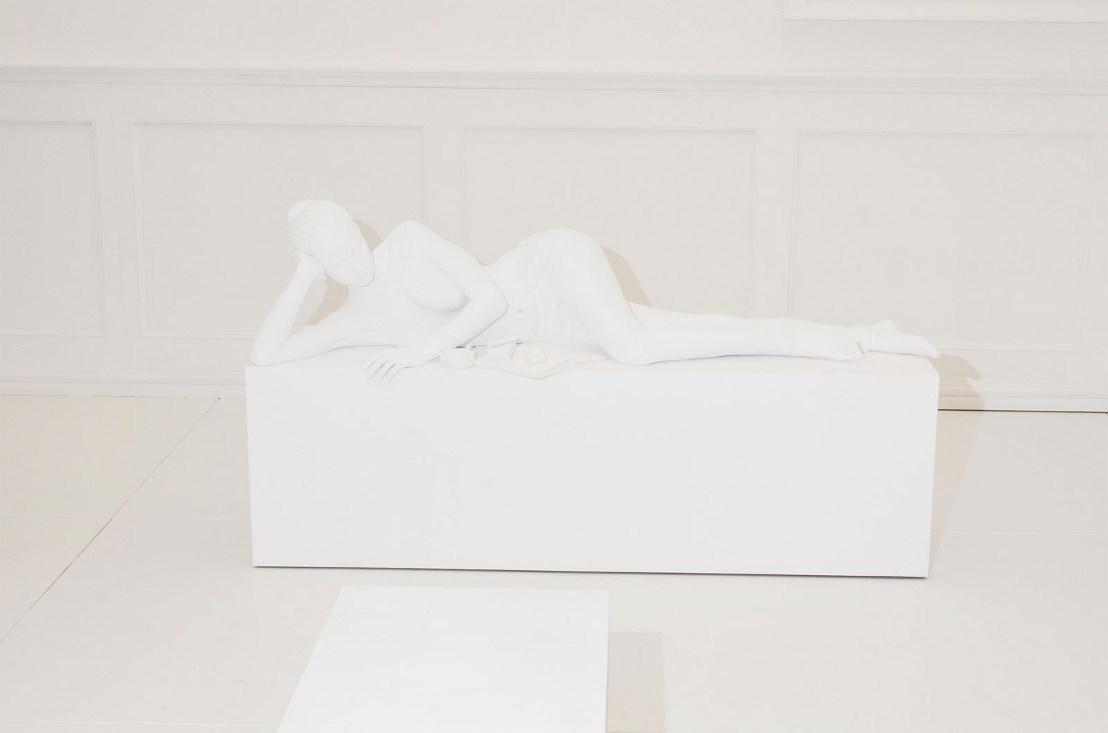 Hans Op de Beeckat Marianne Boesky Gallery