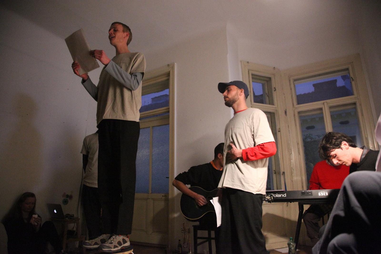 Performance of LOL Beslutning organized by Autocorrect