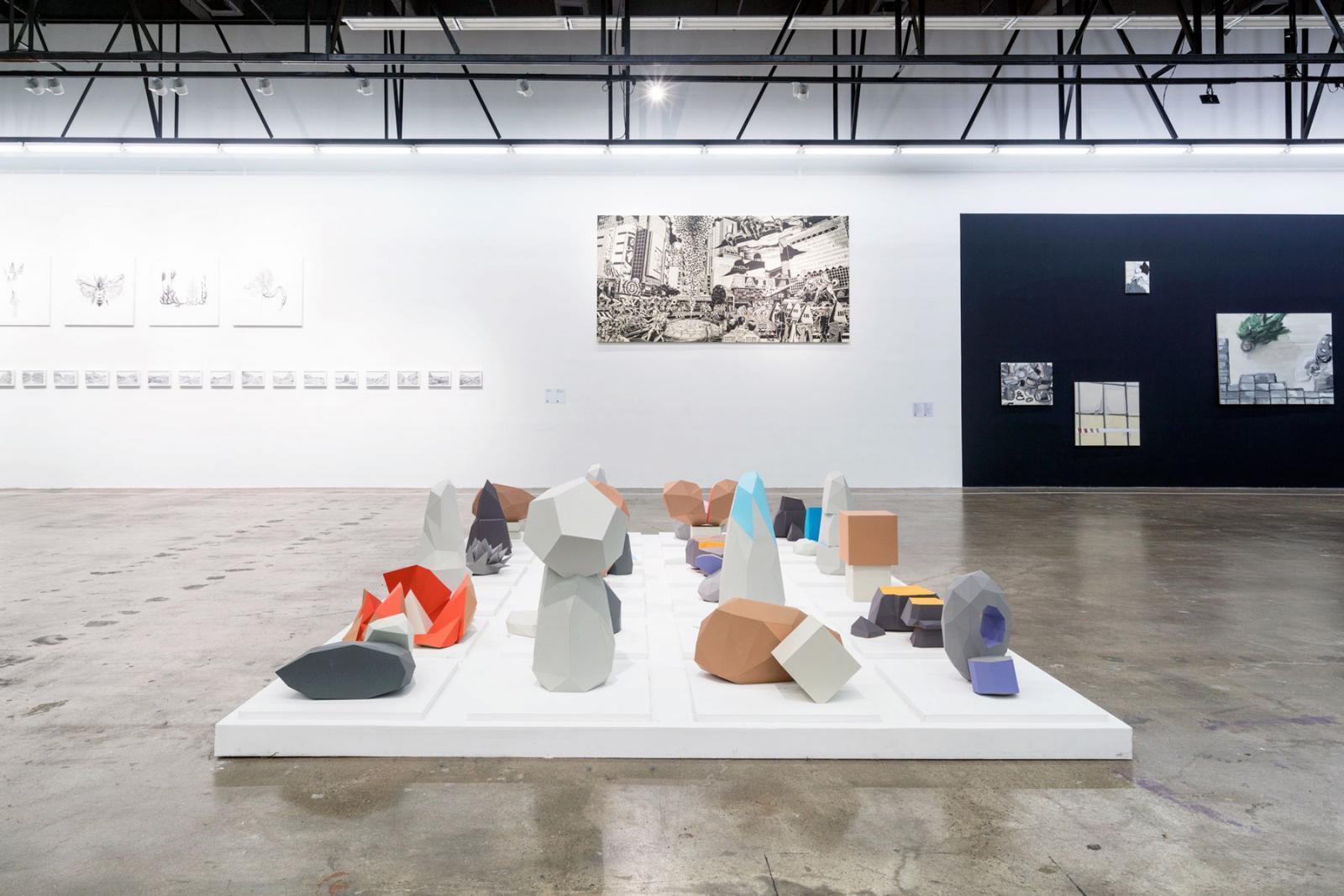 Tommy Støckel /The Gwangju Rocks/, 2016
