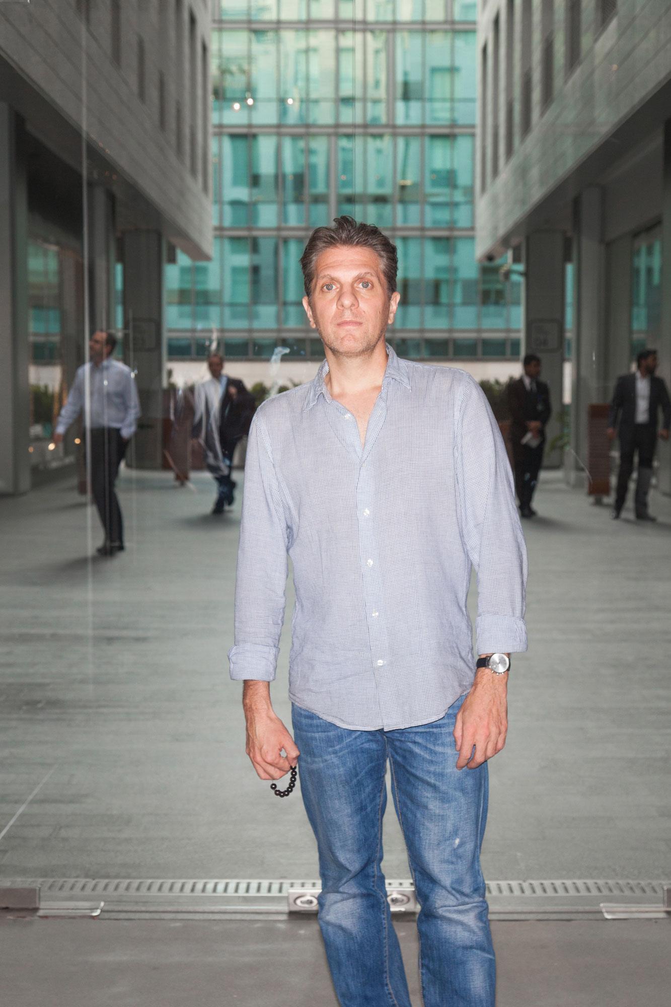 Roberto Lopardo, director of Cuadro gallery