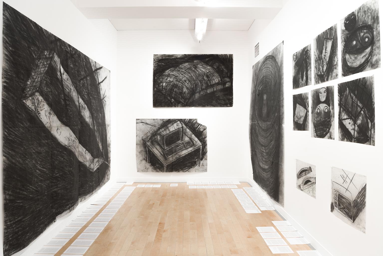 Miriam Cahn Installation view Photo: Stathis Mamalakis