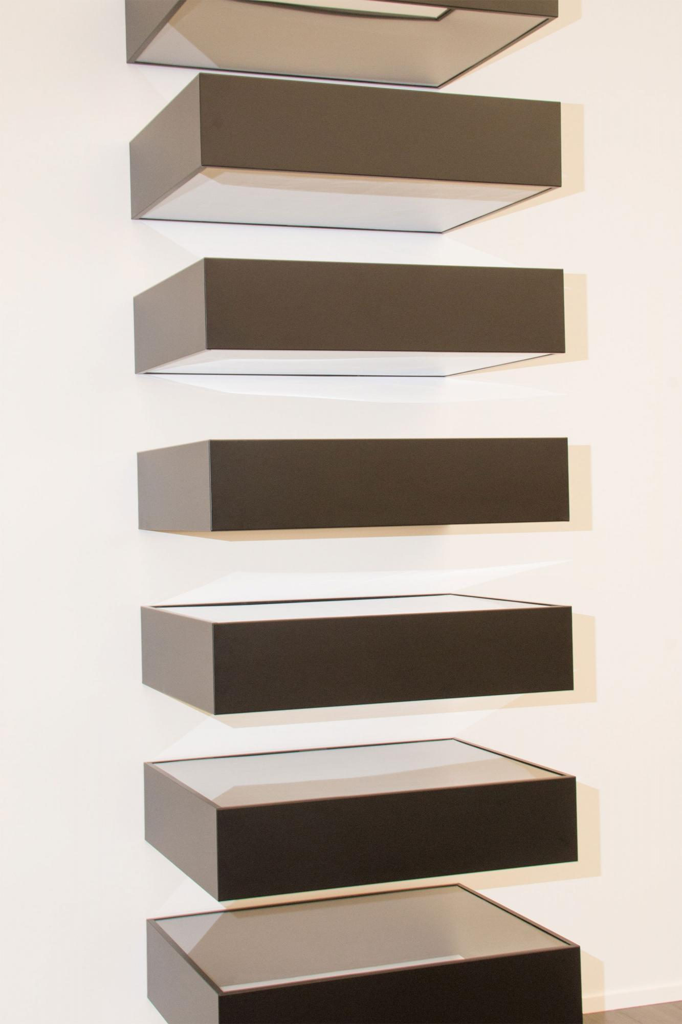 Donald Judd at David Zwirner
