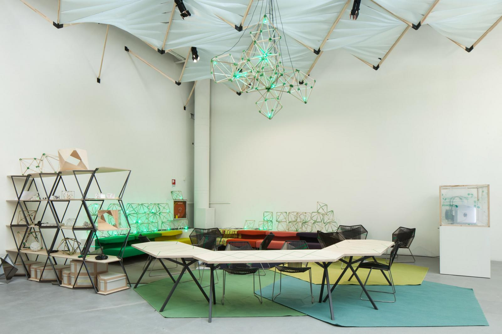 Olafur Eliasson /Green Light – An artistic workshop/ Photo: Francesco Gallo
