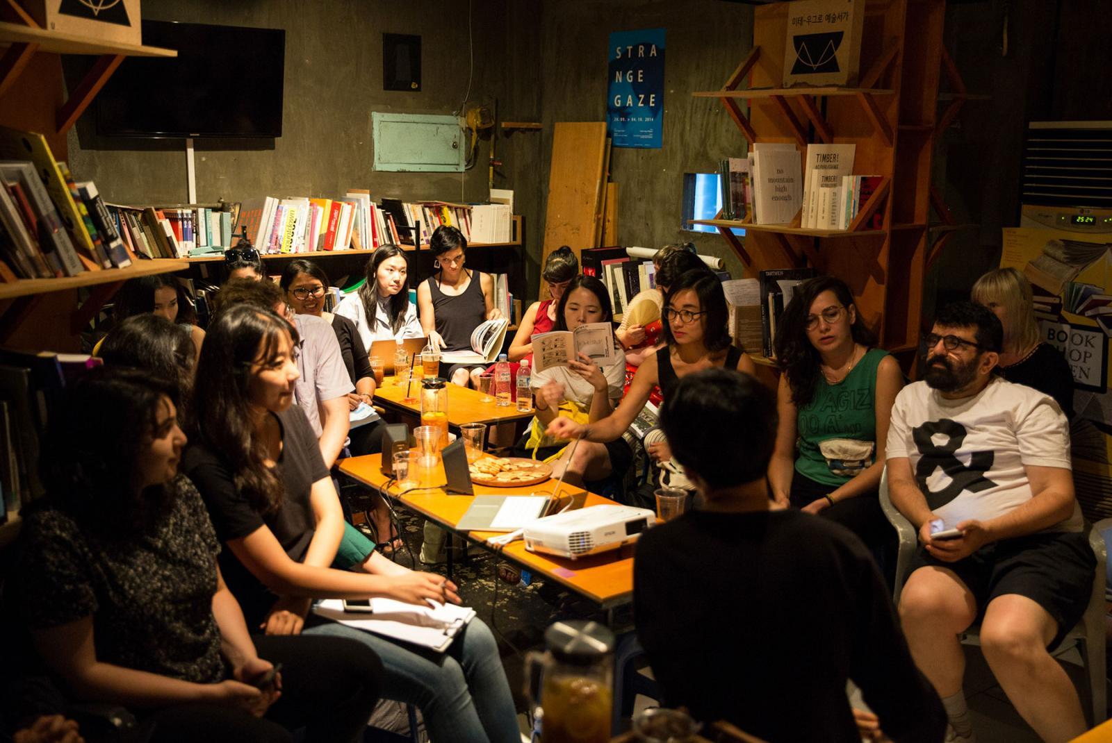 Monthly Gathering bei Mite Ugro