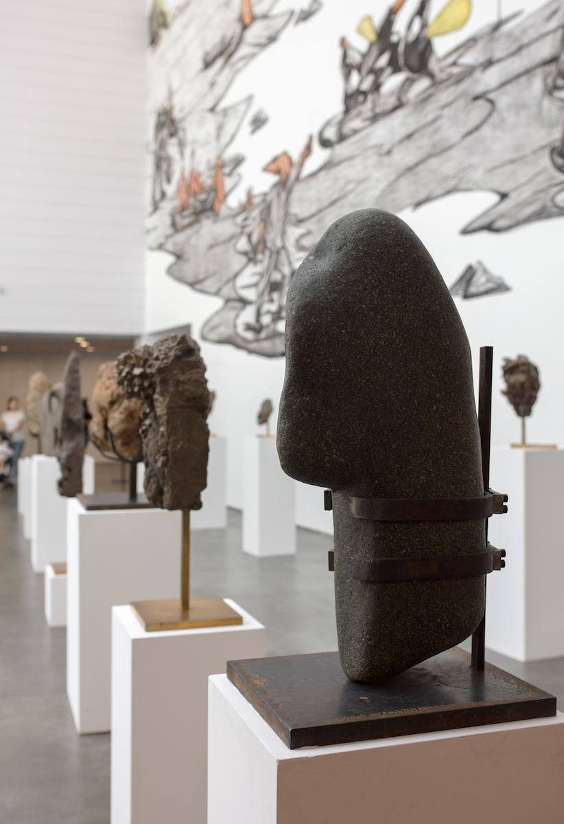 2nd Yinchuan Biennial Installation view