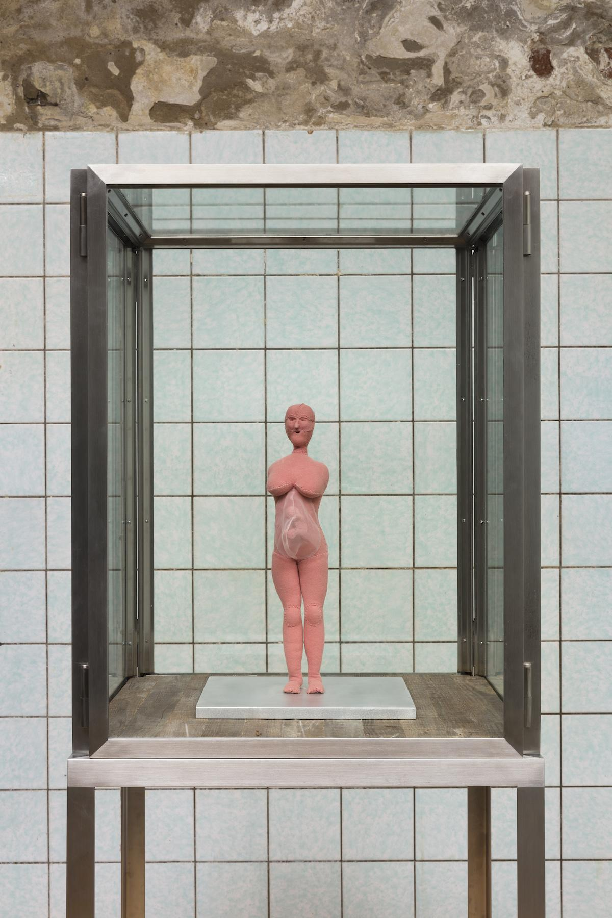Louise Bourgeois Umbilical Cord (2003) © The Easton Foundation; Foto: Andrea Rossetti
