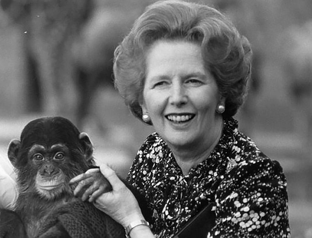 Margare Thatcher, 1985