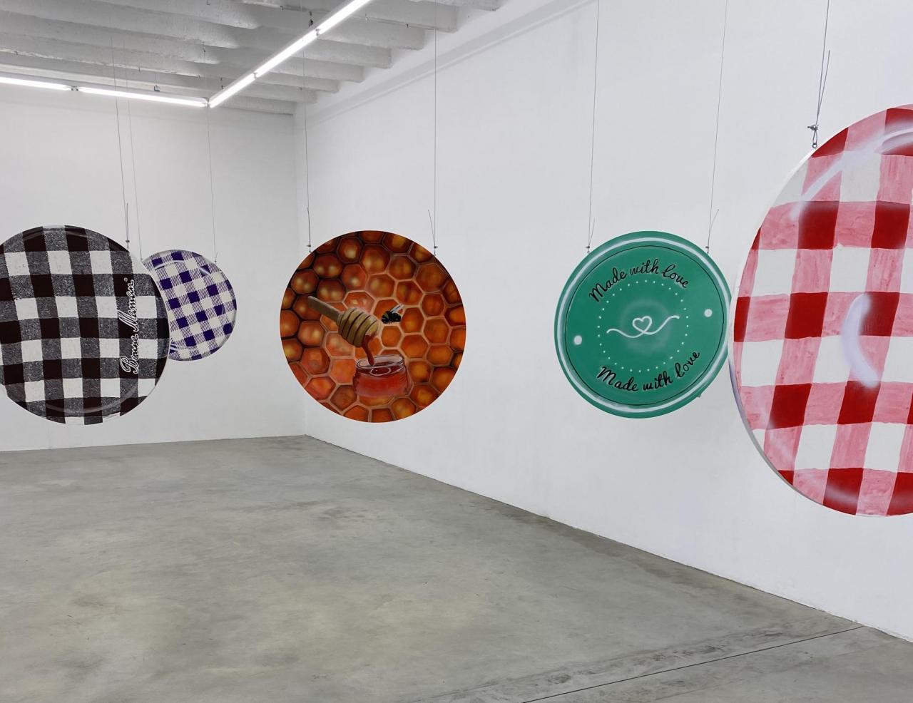 "Sophie Gogl, ""Jars"" at KOW, Berlin"