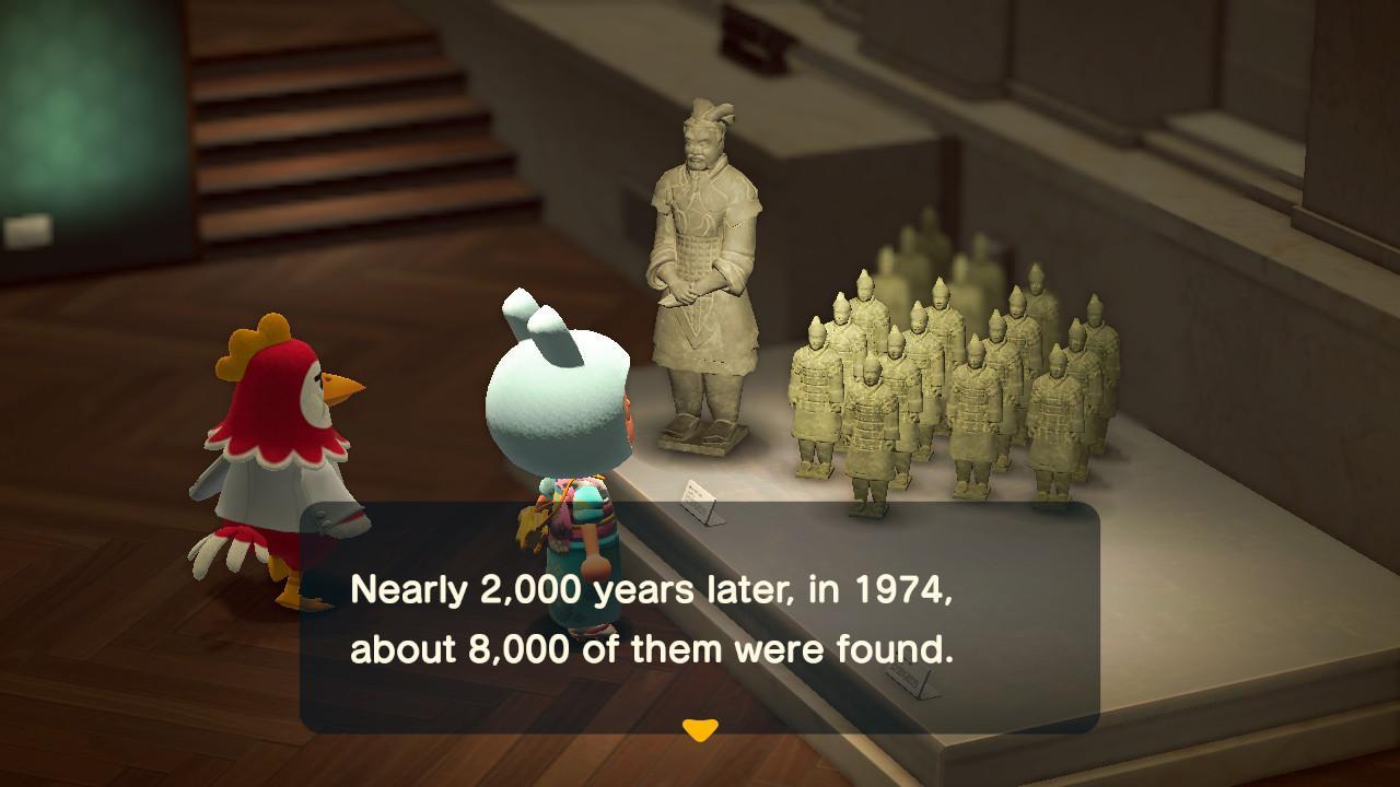 Art Gallery ,Screenshots from Animal Crossing; New Horizons