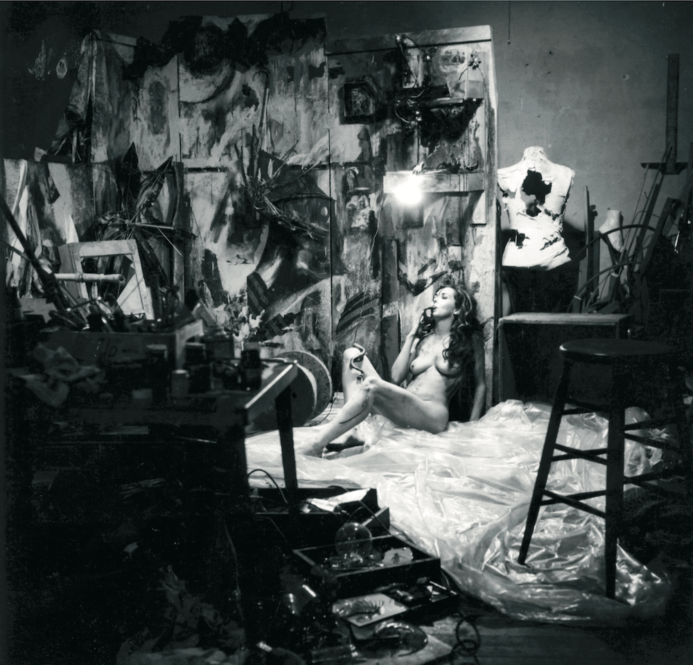 Carolee Schneemann Eye Body: 36 Transformative Actions  (1963)
