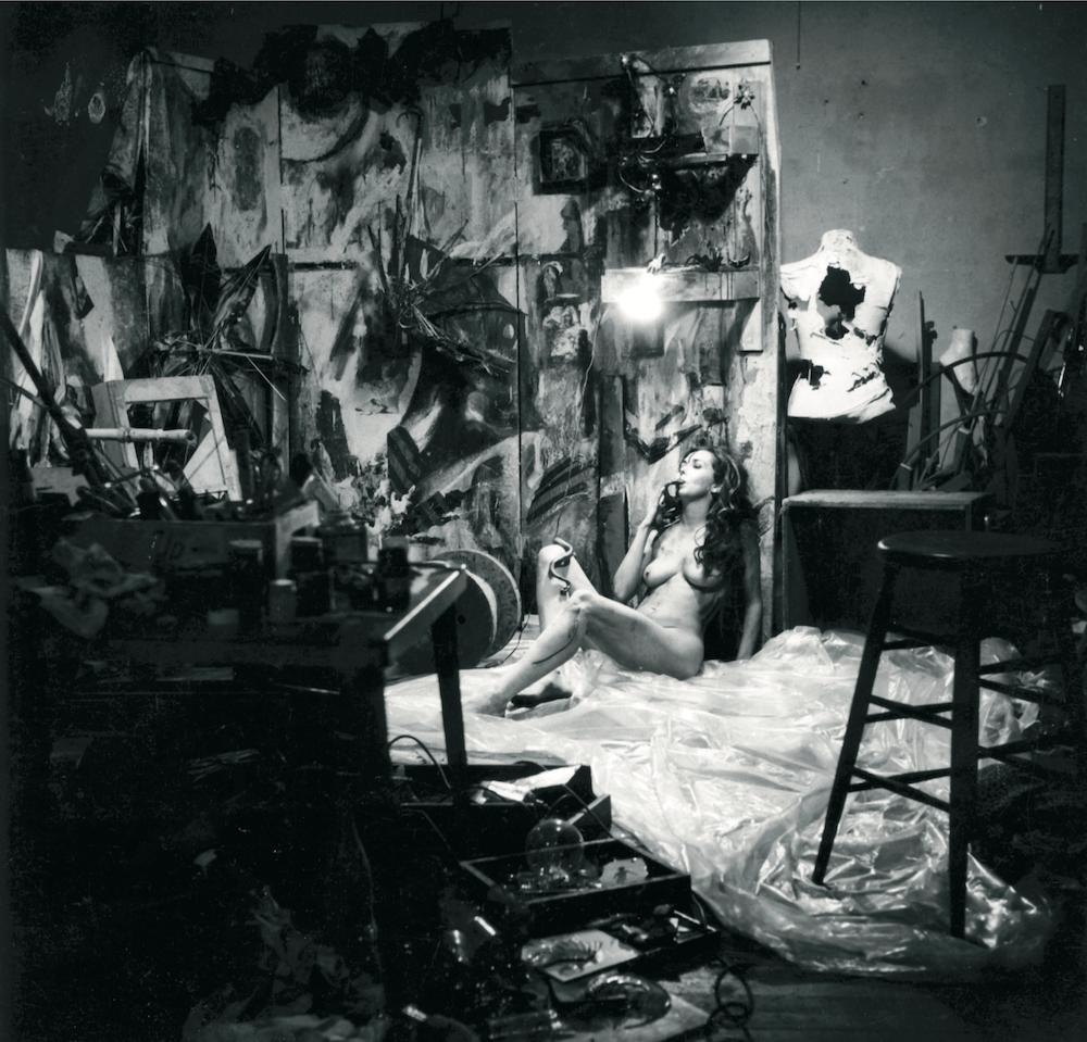 Carolee Schneemann Eye Body: 36 Transformative Actions (1963)