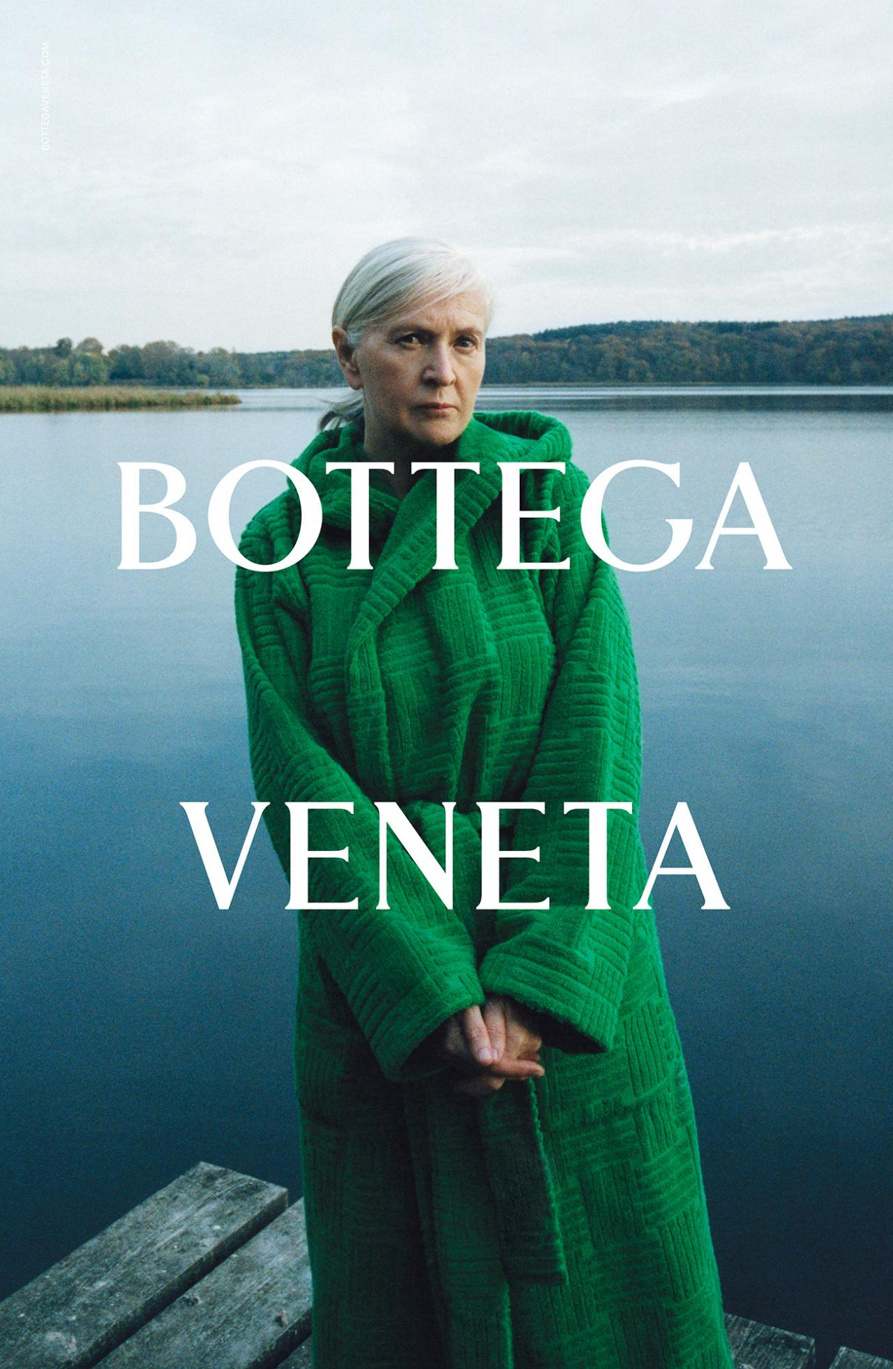 BOTTEGA VENETASalon 01 Campaign Artist Rosemarie Trockel, photographed by Tyrone Lebon