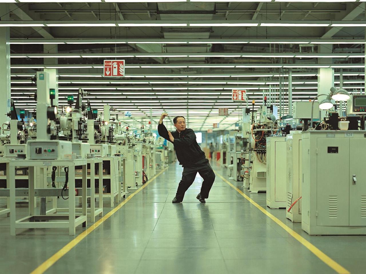 Cao Fei, Whose Utopia (2006). Copyright: Cao Fei