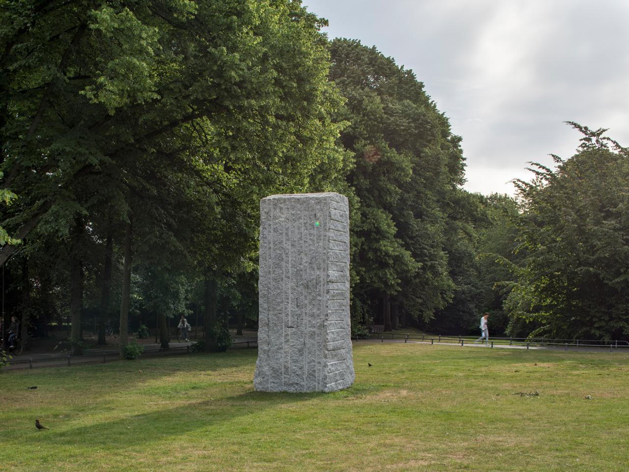 Lara Favaretto Momentary Monument  (2017) Photo: Henning Rogge