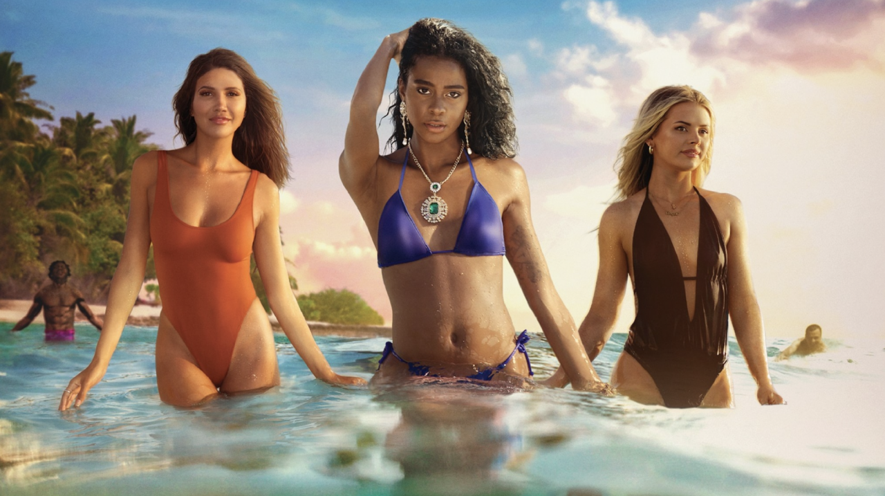 FBoy Island on HBO Max (2021)