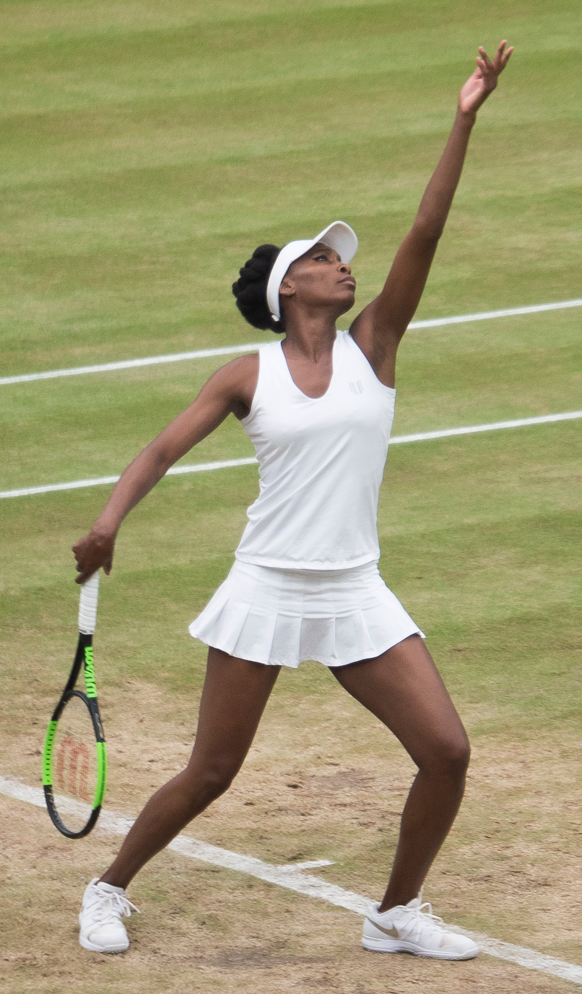 Venus Williams, Wimbledon 2017