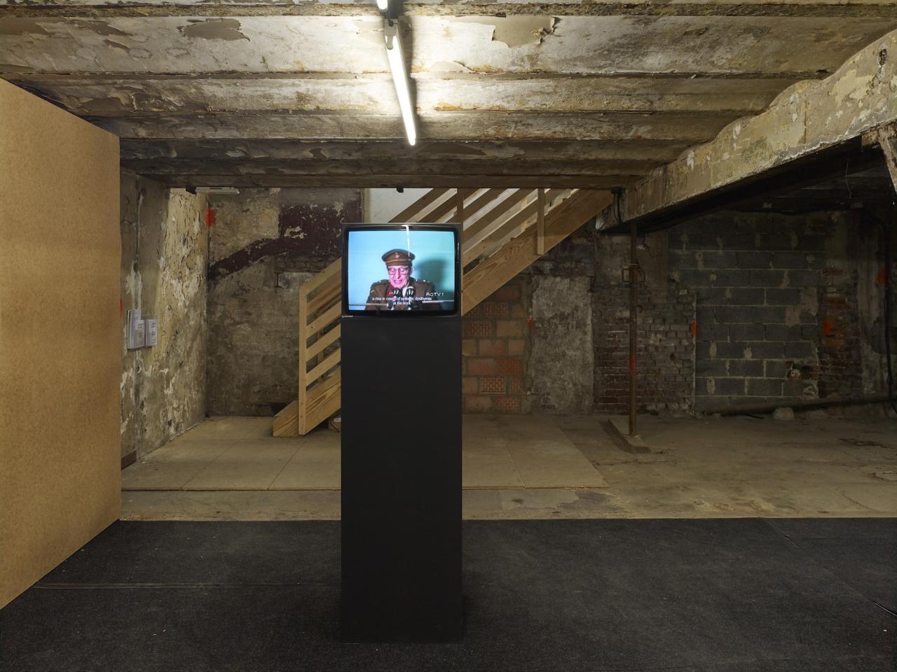 Jos de Gruyter & Harald Thys, installation view