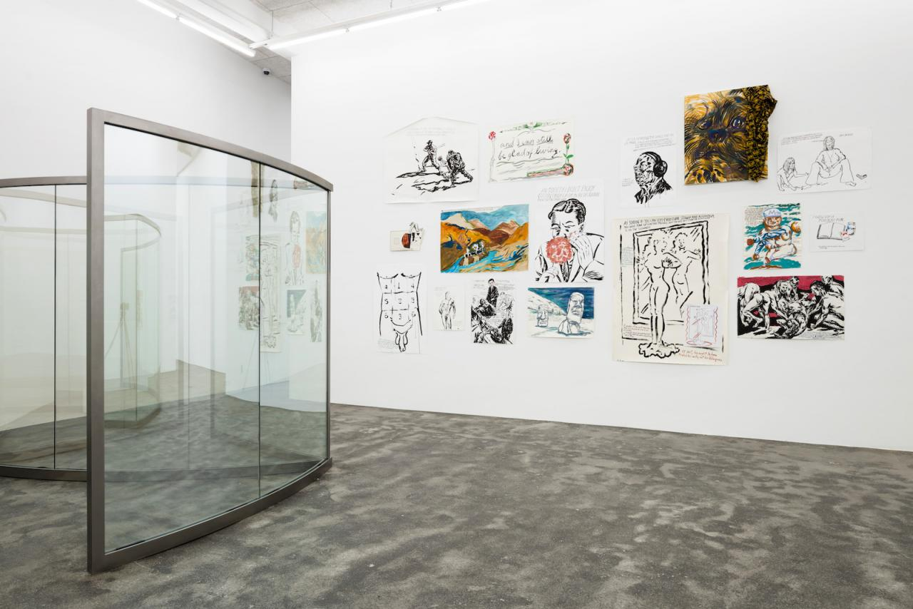"""""""Raymond Pettibon 