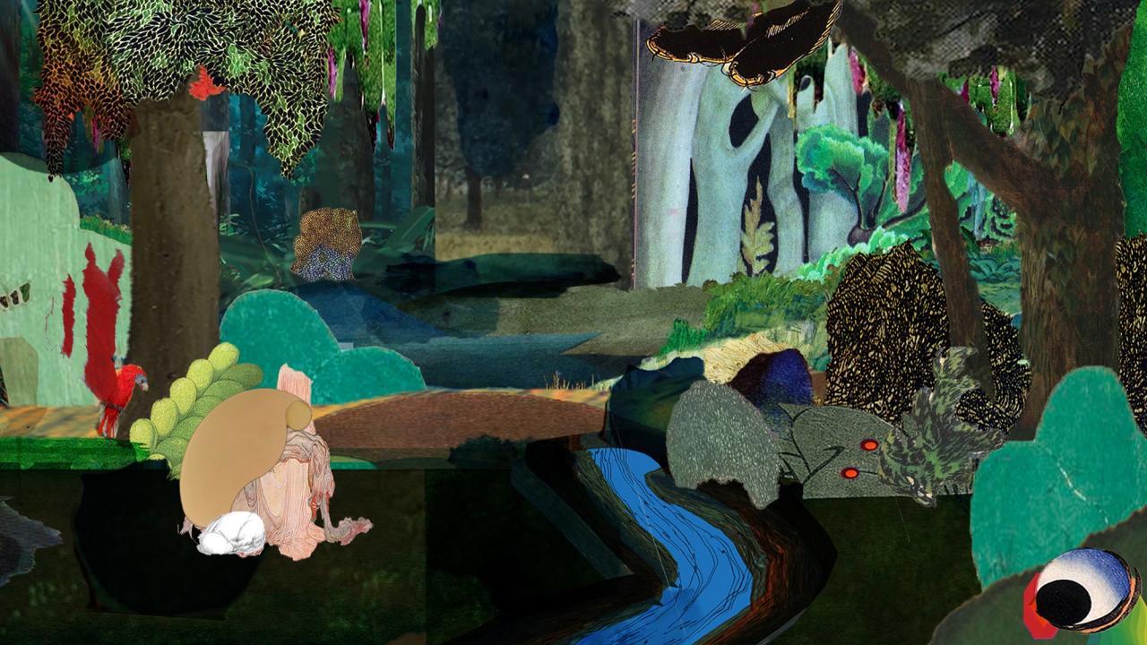 Rachel Rose, Lake Valley, 2016, Still. ©Rachel Rose.Courtesy of the artist, Pilar Corrias Gallery, London,and Gavin Brown Enterprise's, New York/Rome