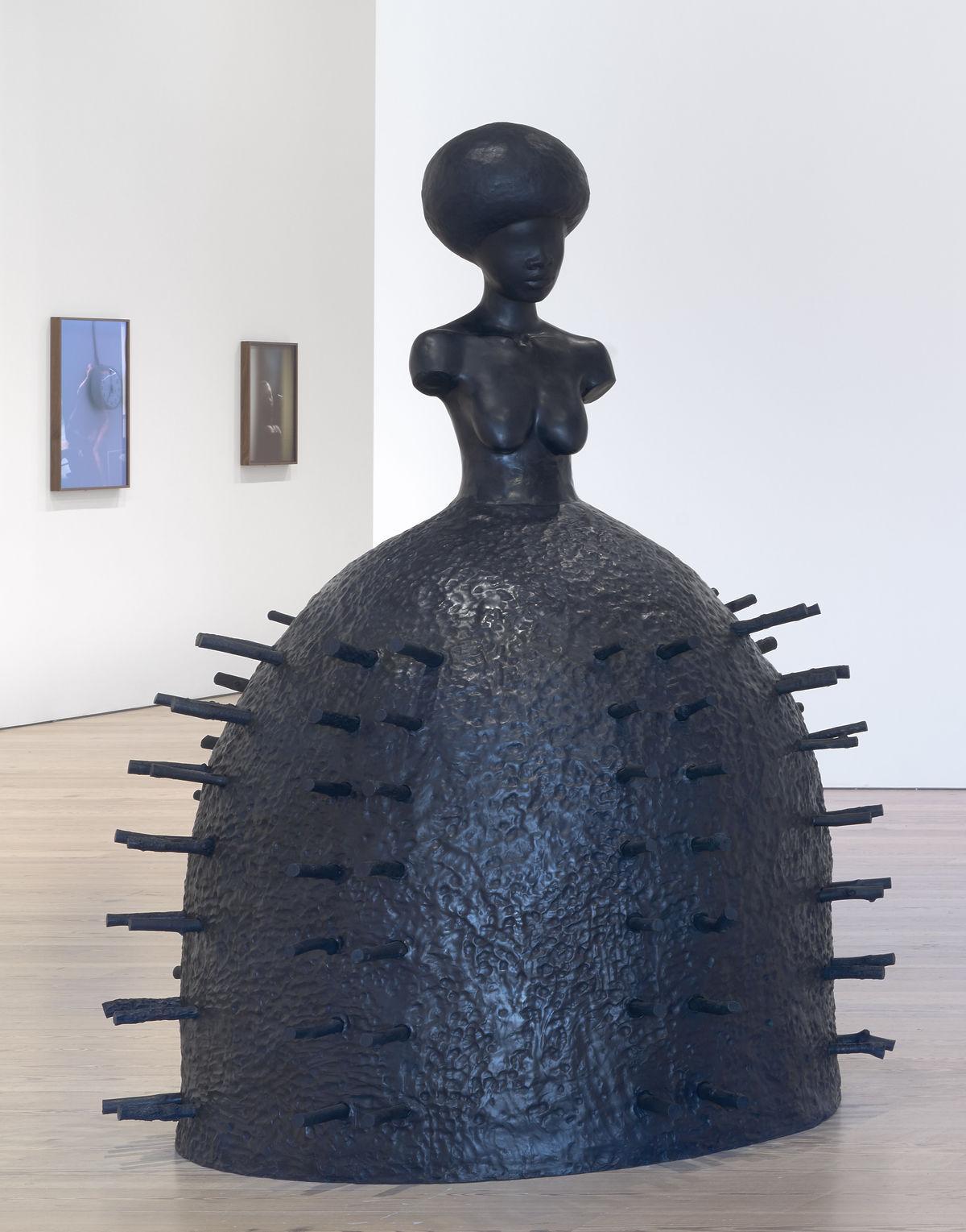 Simone Leigh, Stick , 2019