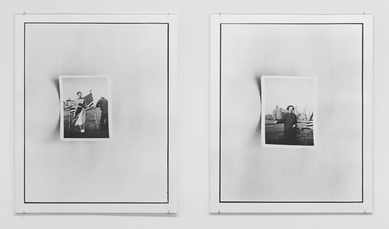 Zoe Leonard New York Harbor I  (2016)