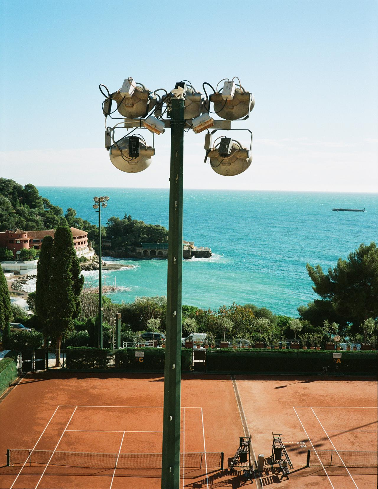 Monte Carlo Country Club, Monaco, 2019