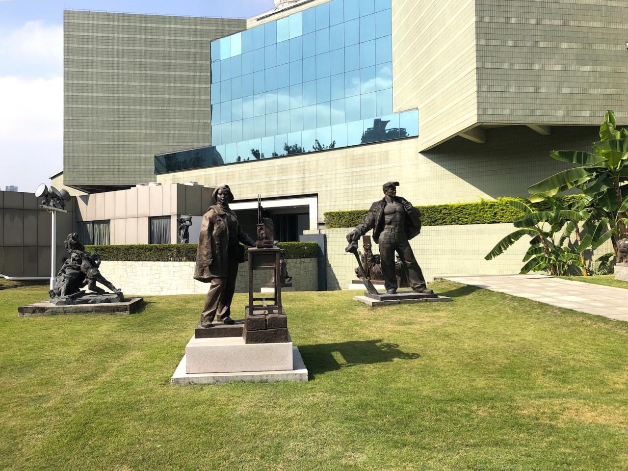 Guangdong museum and garden