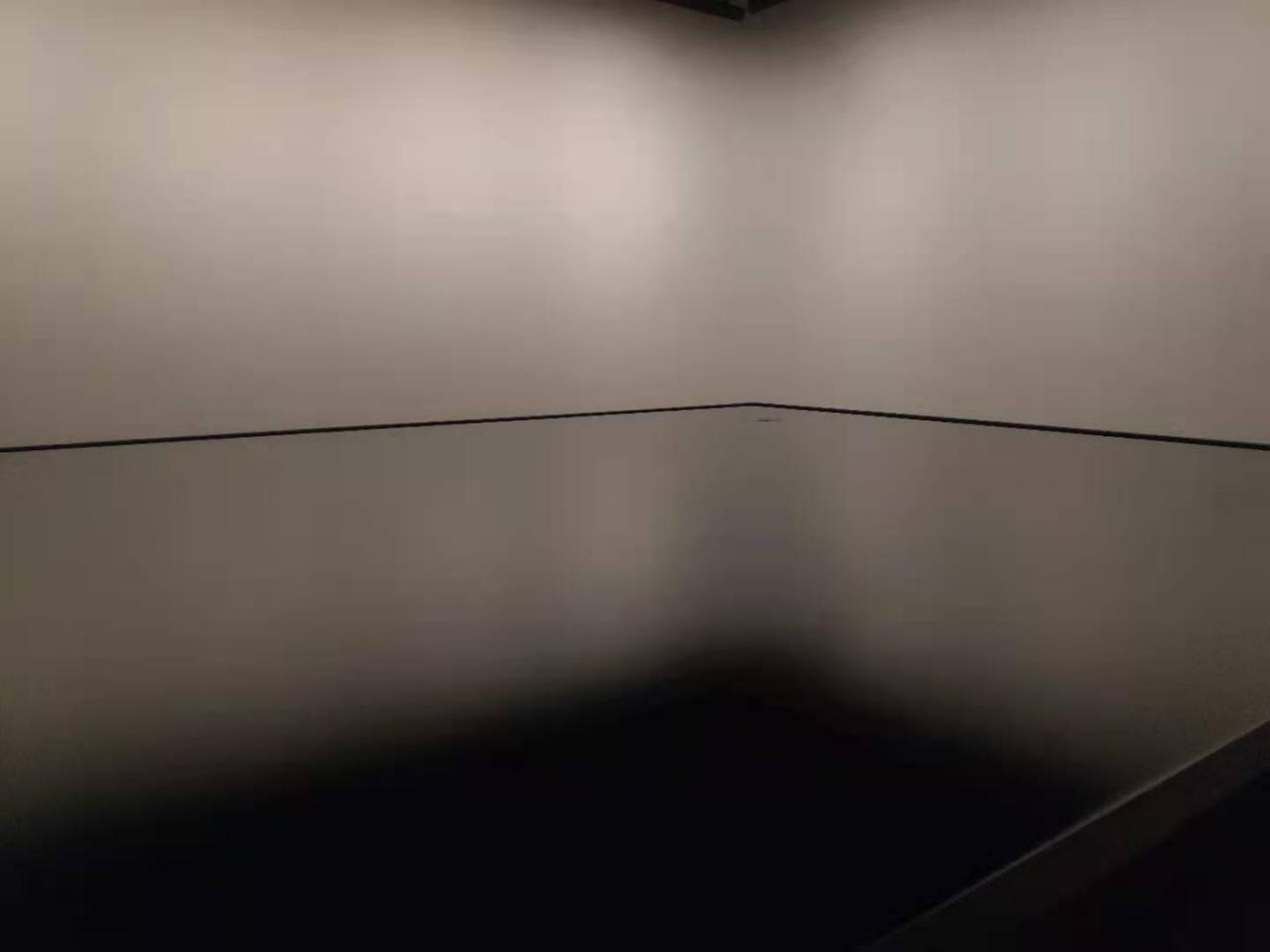 Ryuichi Sakamoto, Shiro Takatani, water state 1 , 2013, installation, water basin with droplet device, 16-channel audio, stone. Commissioned by Yamaguchi Center for Arts and Media.