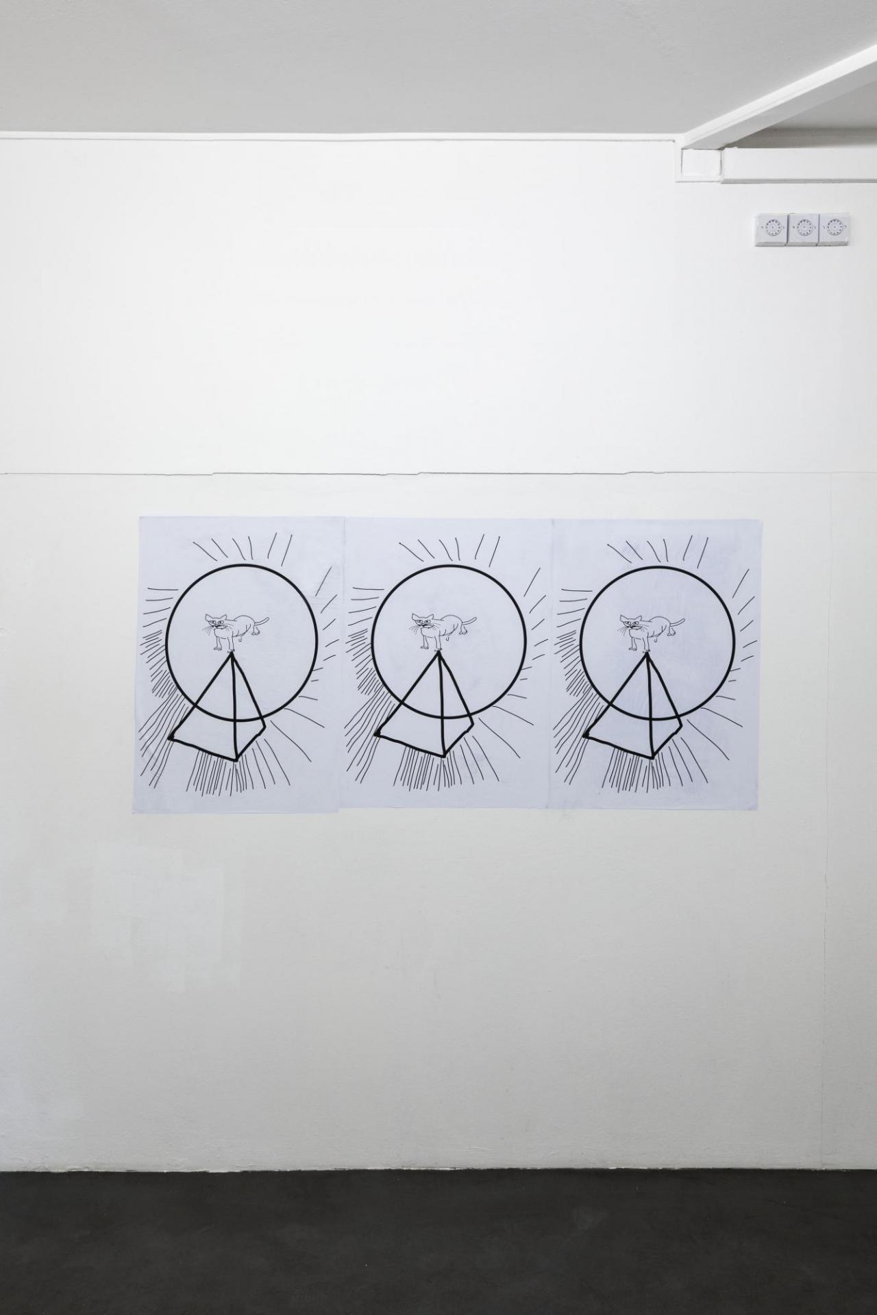 Spike Poster by Rita Vitorelli