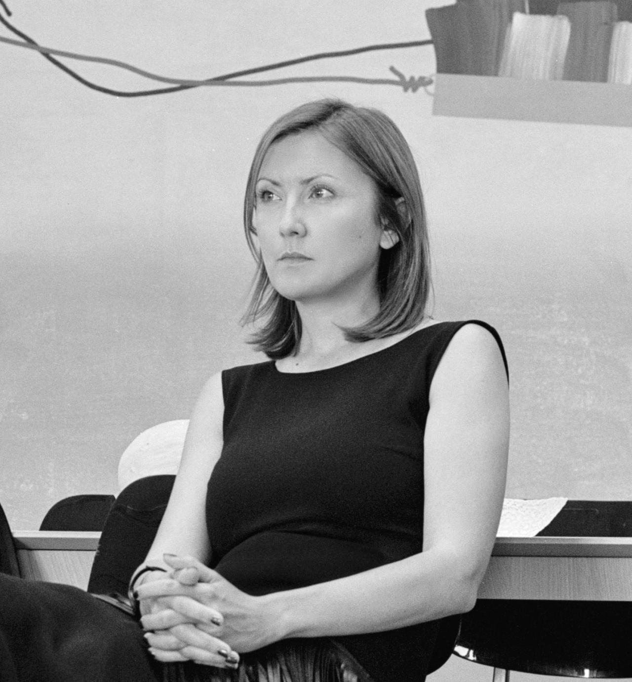 Olga Temnikova; Photo: Dmitri Gerassimov