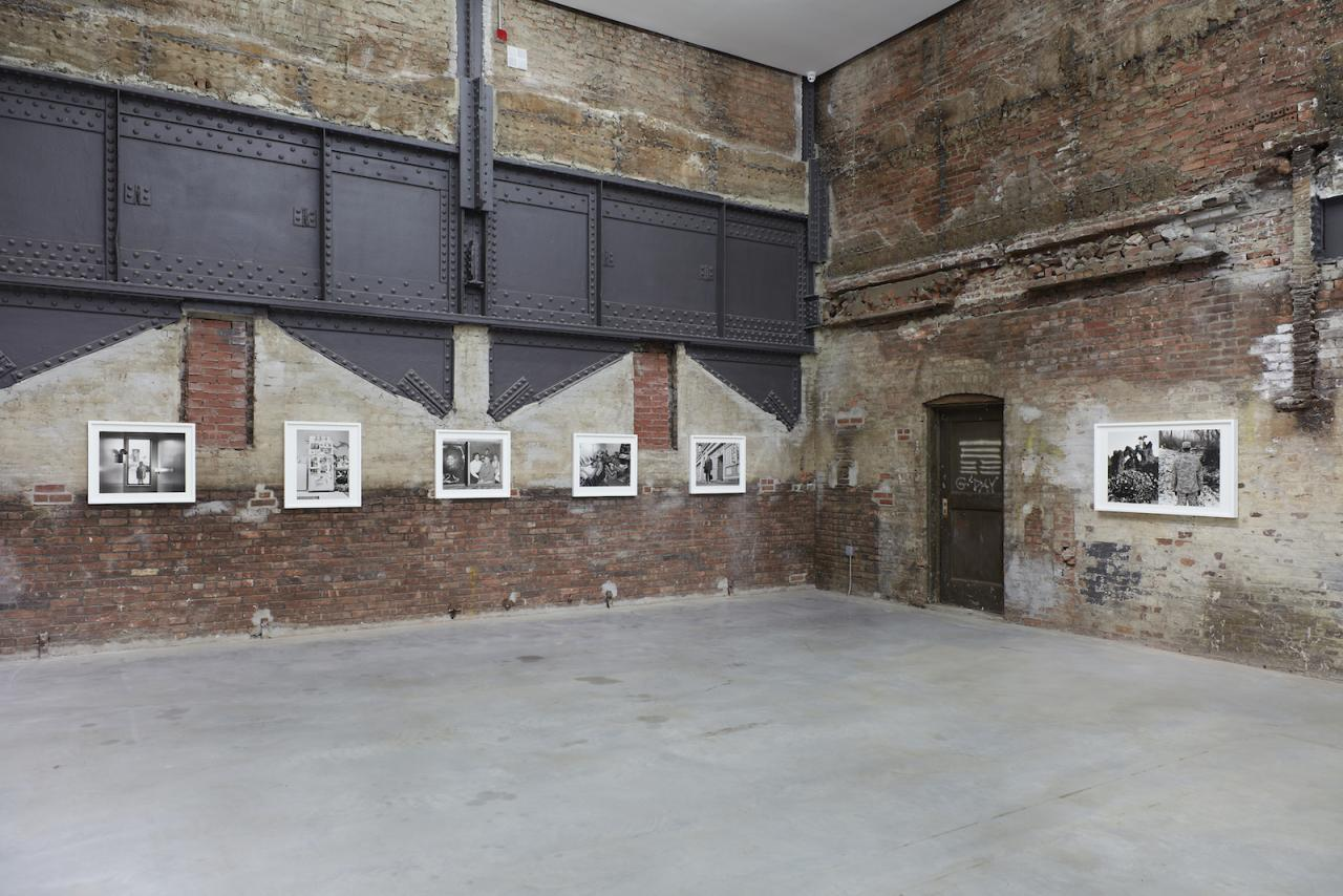 """LaToya Ruby Frazier"" Installation view at Gavin Brown's enterprise (2018)"