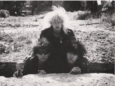 Still from Józef Robakowski, Moscow, 1986.