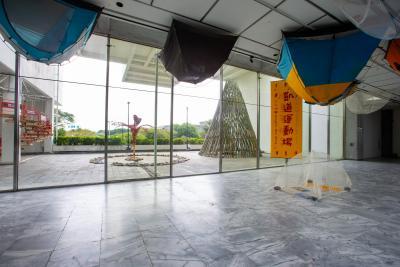 Indigenous Justice Classroom Ketagalan Boulevard Arena (2018)