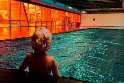 """Installation view """"Temporama"""", MAM Rio, 2015 Photo: Paulo Jabur"""