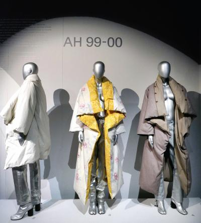 Duvet coats, AW 1999-2000, Photo: © Marina Faust