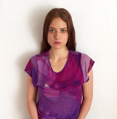 Portrait Rachel Rose