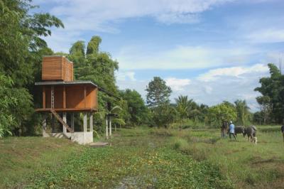 The land foundation, Chiang Mai, Thailand, Courtesy neugerriemschneider, Berlin, Photo: Liz Linden