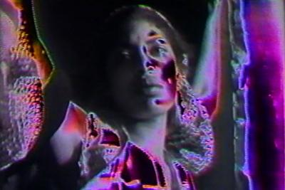 Stills from Barbara McCullough, Shopping Bag Spirits and Freeway Fetishes: Reflections on Ritual Space, 1981 Video, 60 minutes