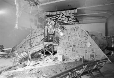 Paul Thek Pyramid/A Work in Progress at Moderna Museet, Stockholm (1971-72)