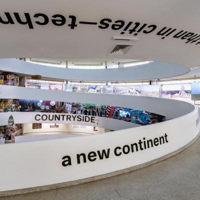 Guggenheim Museum, New York, Countryside: the Future