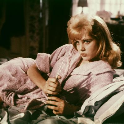 "Susan Ryan as ""Lolita"" in Stanley Kubrick's Lolita , 1962"