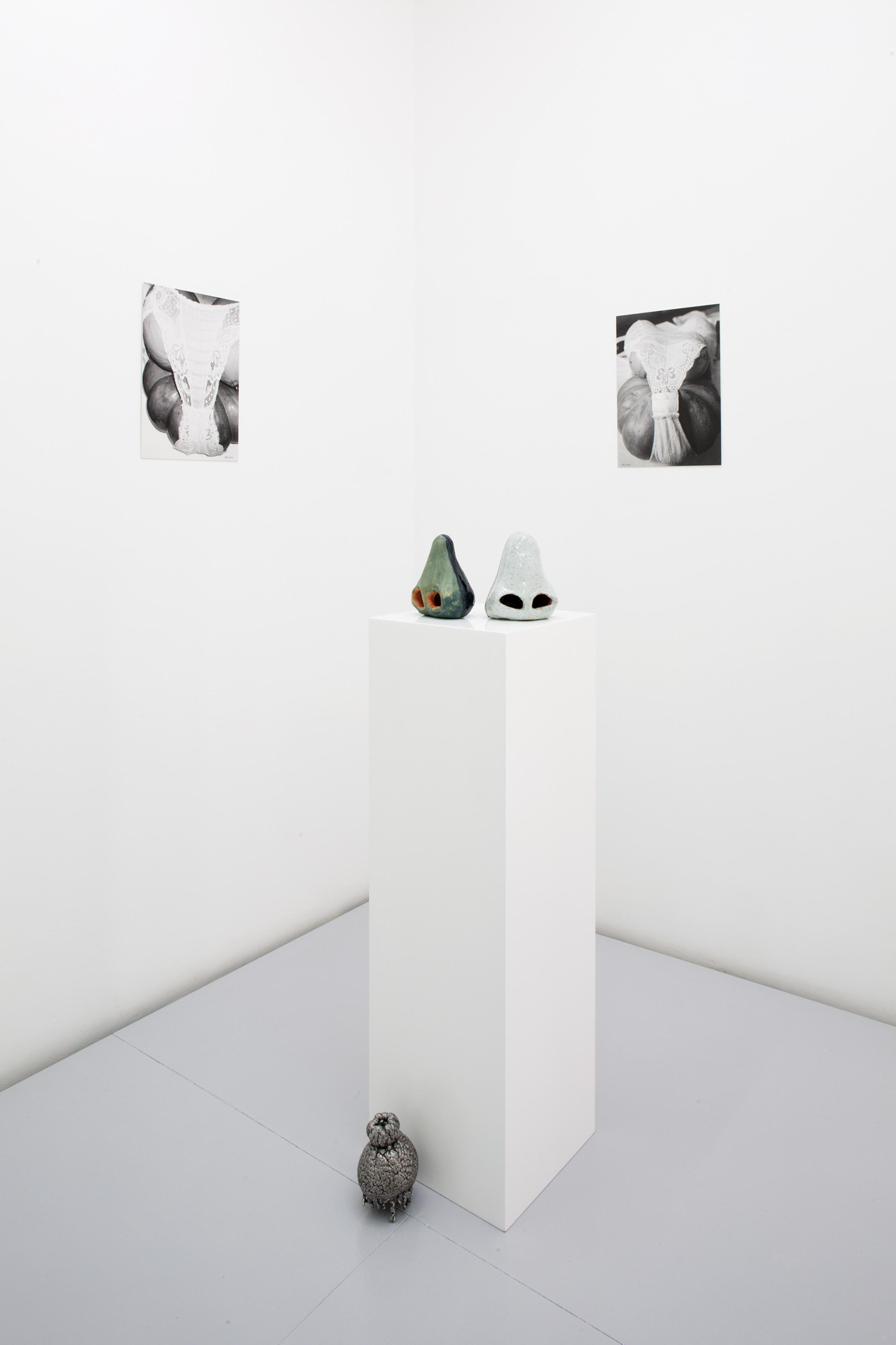 "Installation view of ""The Lulennial II"" at Lulu"