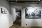 "GREGOR SAILER, "" Thames Town II, Songjiang, China "", 2016, C-Prints im Holzschattenfugenrahmen, kaschiert auf AluDibond.Fotografie: Dominik Gigler."
