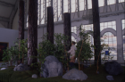 Paul McCarthy,  The Garden , 1991-92 Installation view Deichtorhallen, Hamburg 1993 Photo: Wolfgang Neeb