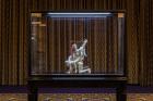 Soshiro Matsubara; Installation view, Croy Nielsen, INTERCONTI WIEN 2021; Photo by kunst-dokumentation.com