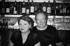 Heidi und Erich, Betreiber der Melody Bar