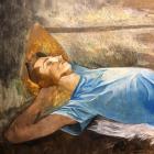Julien Nguyen Noli me tangere, Caesaris sum (2018, detail)
