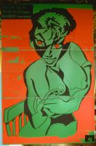 AMVK Atman/Wombman (1988) CourtesyAMVK and Zeno X Gallery Antwerpen;Photo: Wim Van Nueten