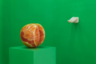 Nevine Mahmoud Miss her (peach)   (2017); Headless (2017) Courtesy of the artist